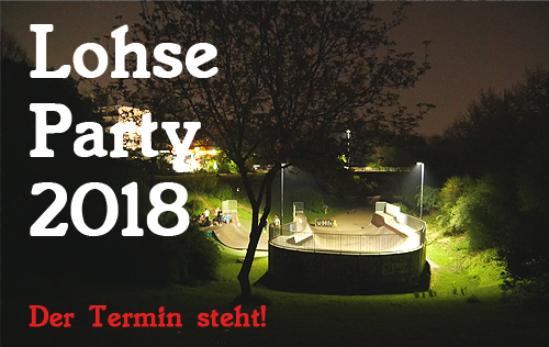 Lohseparty 2018
