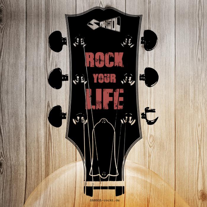 sansol rock musik