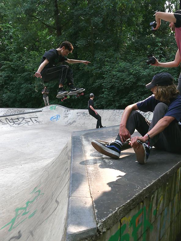 Titus Köln Lentpark – Locals Only Competition 2018