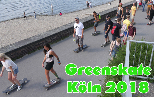 Greenskate Köln 2018